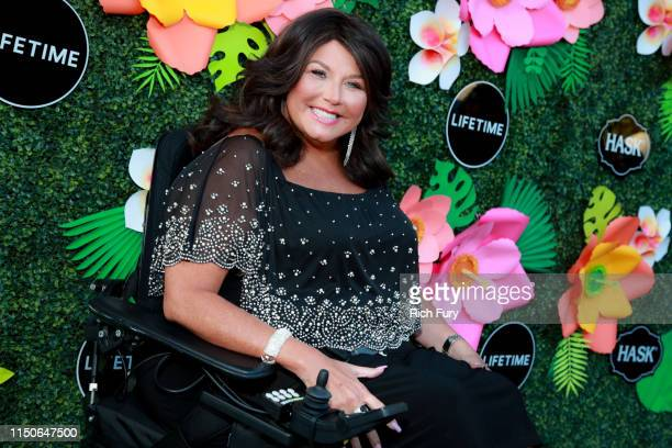 Abby Lee Miller attends Lifetime's Summer Luau at W Los Angeles Westwood on May 20 2019 in Los Angeles California