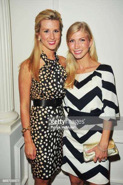 Abby Manning and Amy O'Hara attend PHOENIX HOUSE Phoenix Rising Award Dinner at The Plaza NYC on March 30 2009 in New York City