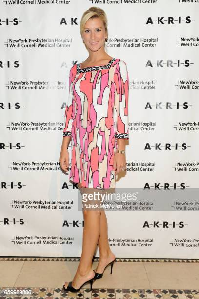 Abby Manning attends FASHION SHOW and LUNCHEON for AKRIS at Cipriani 42nd Street on May 14, 2009 in New York City.