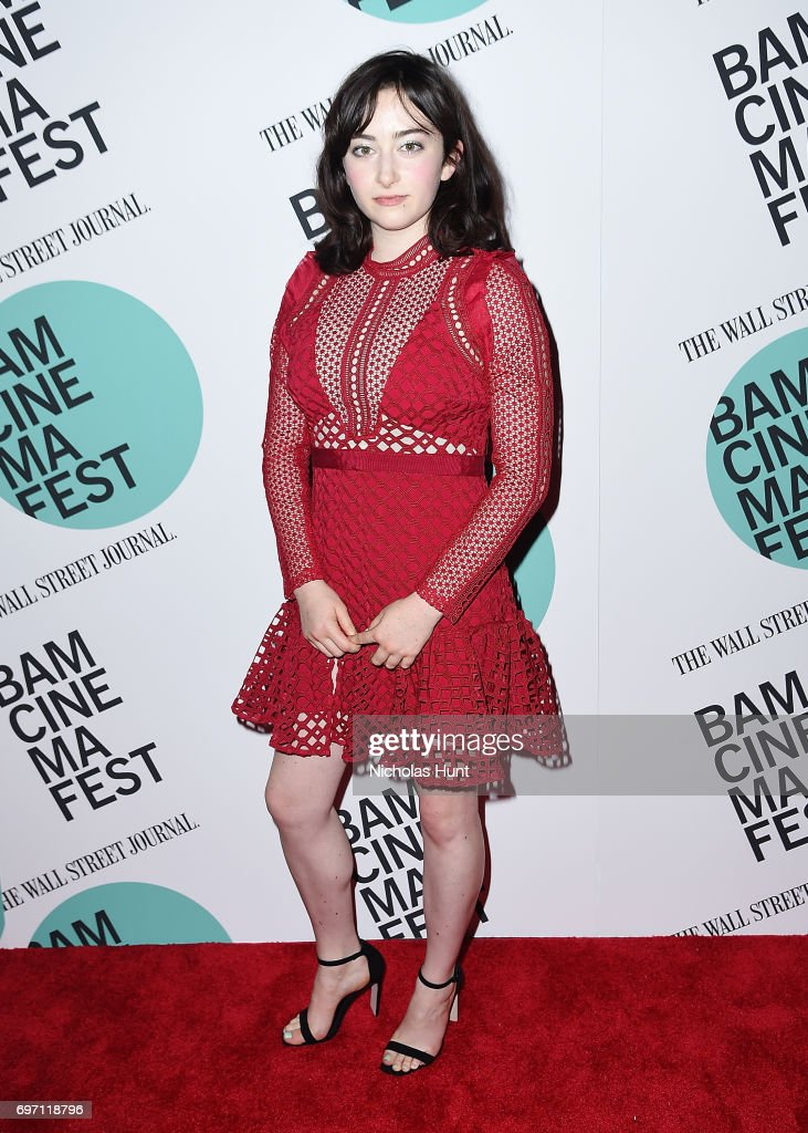 Abby Quinn attends the 'Landline' New York screening during the BAMcinemaFest 2017 at BAM Harvey Theater on June 17, 2017 in New York City.