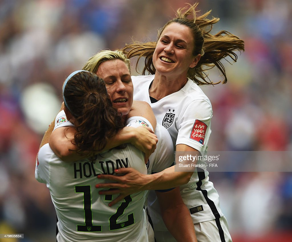 USA v Japan: Final - FIFA Women's World Cup 2015 : News Photo