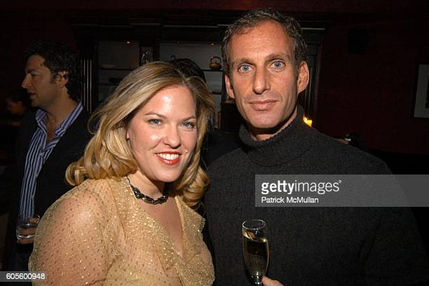 Abby Weisman and Marshall Allan attend Valentine's Day Cocktail Party hosted by Abby Weisman and Robin Navrozov at Serena's on February 14 2006 in...
