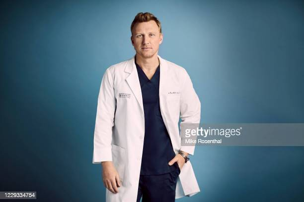 ABCs Greys Anatomy stars Kevin McKidd as Owen Hunt. KEVIN MCKIDD