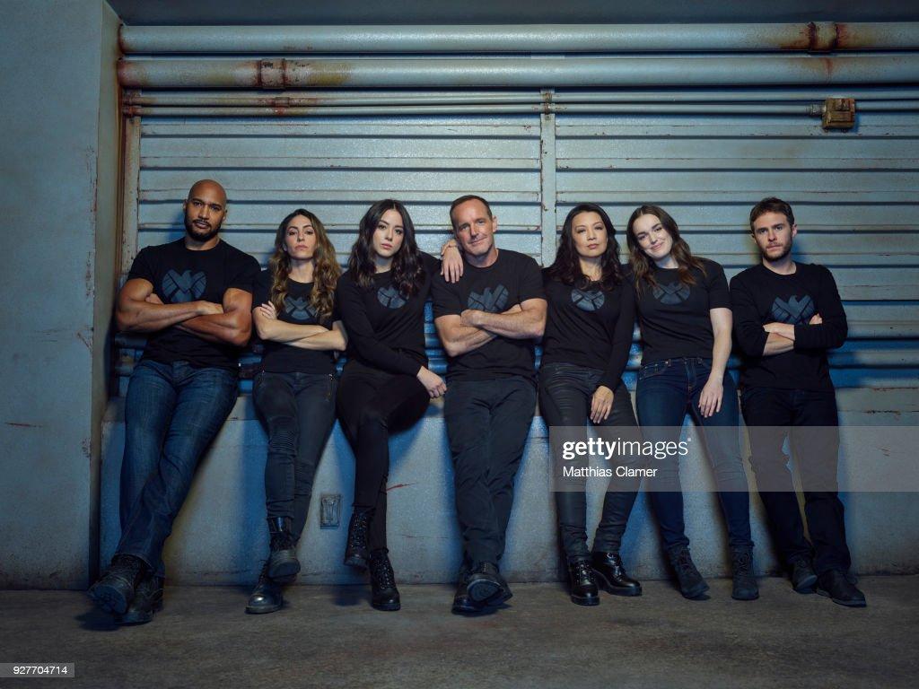 "ABC's ""Marvel's Agents of S.H.I.E.L.D."" - Season Four"