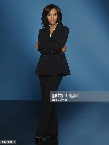 SCANDAL ABCs Scandal stars Kerry Washington as Olivia Pope