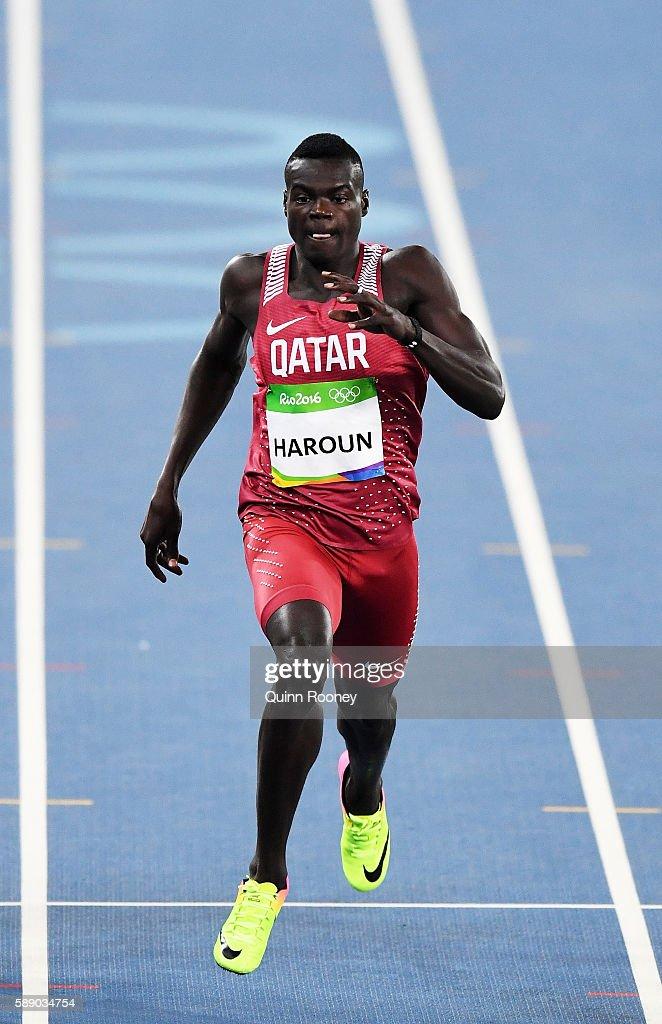 Abdalelah Haroun