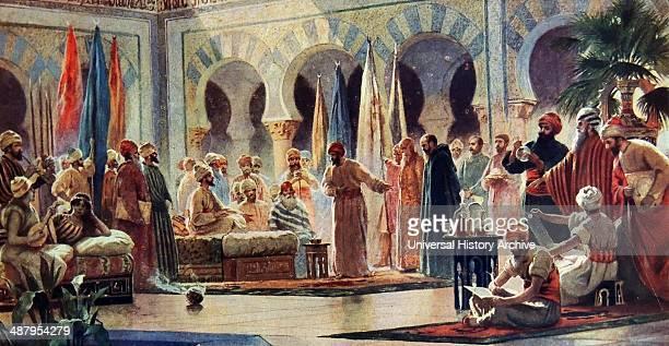 Abd-ar-Rahman III 889 – 961, was the Emir and Caliph of Córdoba of the Umayyad dynasty in al-Andalusia. Called al-Nasir li-Din Allah , he ascended...