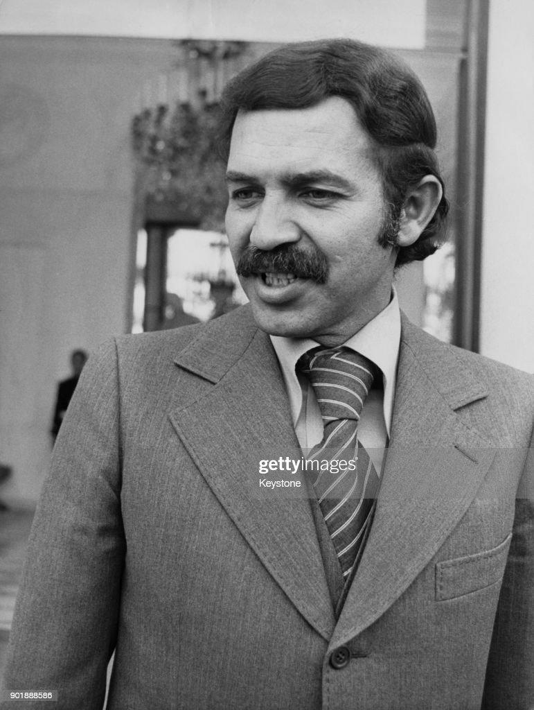 Abdelaziz Bouteflika : Fotografía de noticias