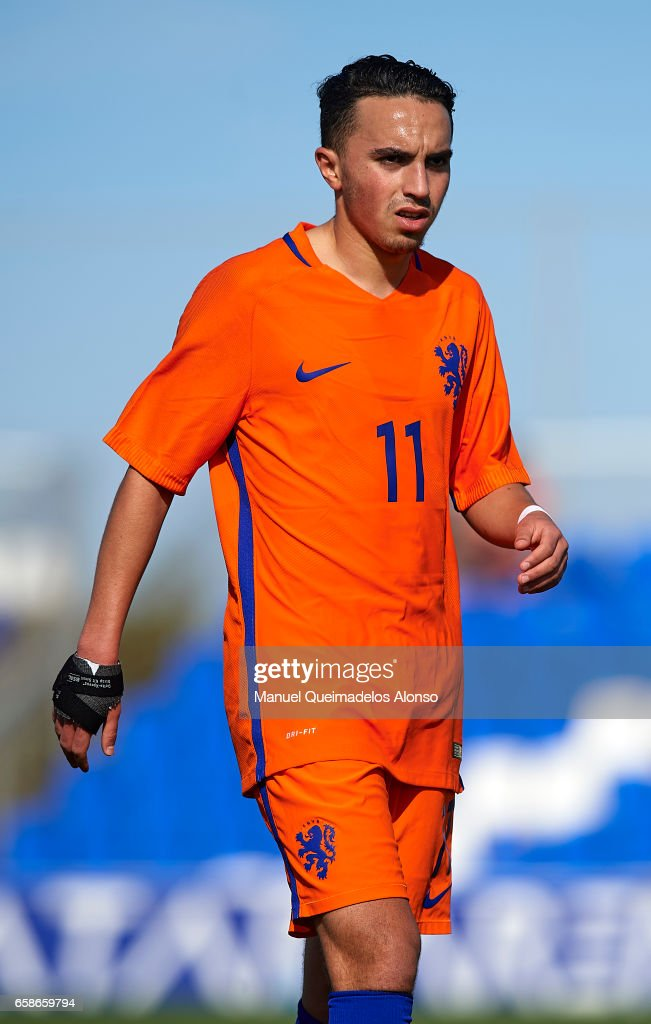 Netherlands U21 vs Austria U21