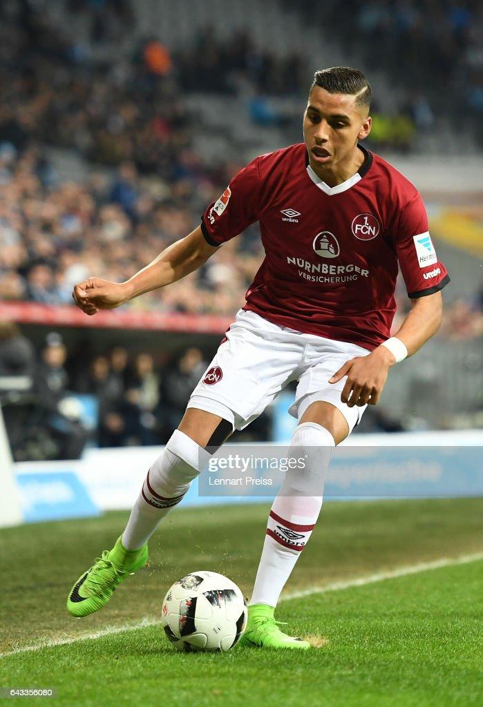 TSV 1860 Muenchen v 1. FC Nuernberg - Second Bundesliga : News Photo