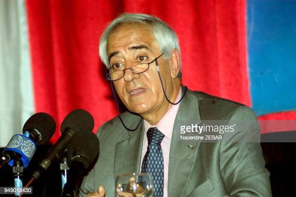 Abdelhamid Temmar Algerian Minister of Privatization