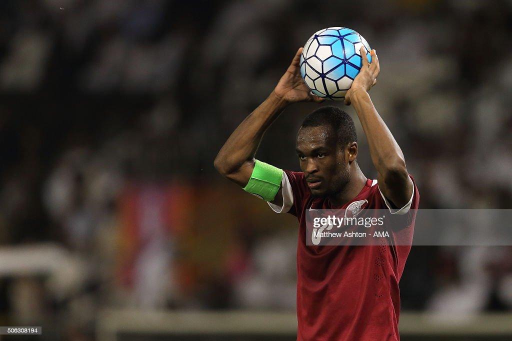 Qatar v North Korea - AFC U-23 Championship Quarter Final : News Photo
