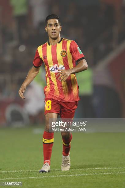 Abdelraouf Benguit of Esperance Sportive de Tunis during the FIFA Club World Cup 2nd round match between Al Hilal and Esperance Sportive de Tunis at...