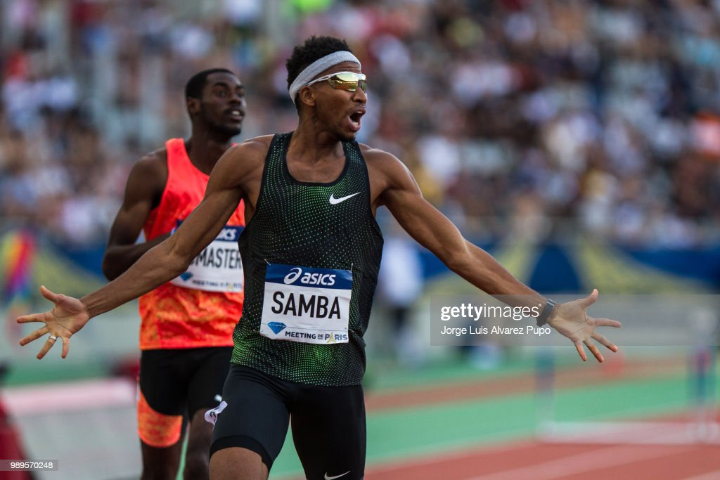 IAAF Diamond League - Meeting de Paris 2018 : News Photo