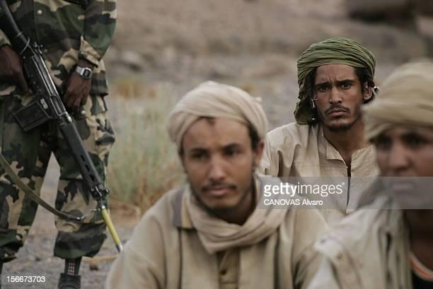 Abderrezak Arrest In Chad ABDERREZAK surnommé 'El Para' leader du Groupe salafiste pour la prédication et le combat et homme d''AlQaïda en Afrique...