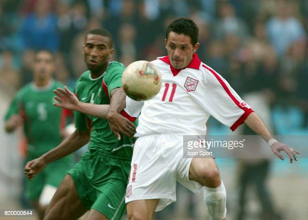 African Nations Cup Final Tunisia V Morocco Stock Photos And