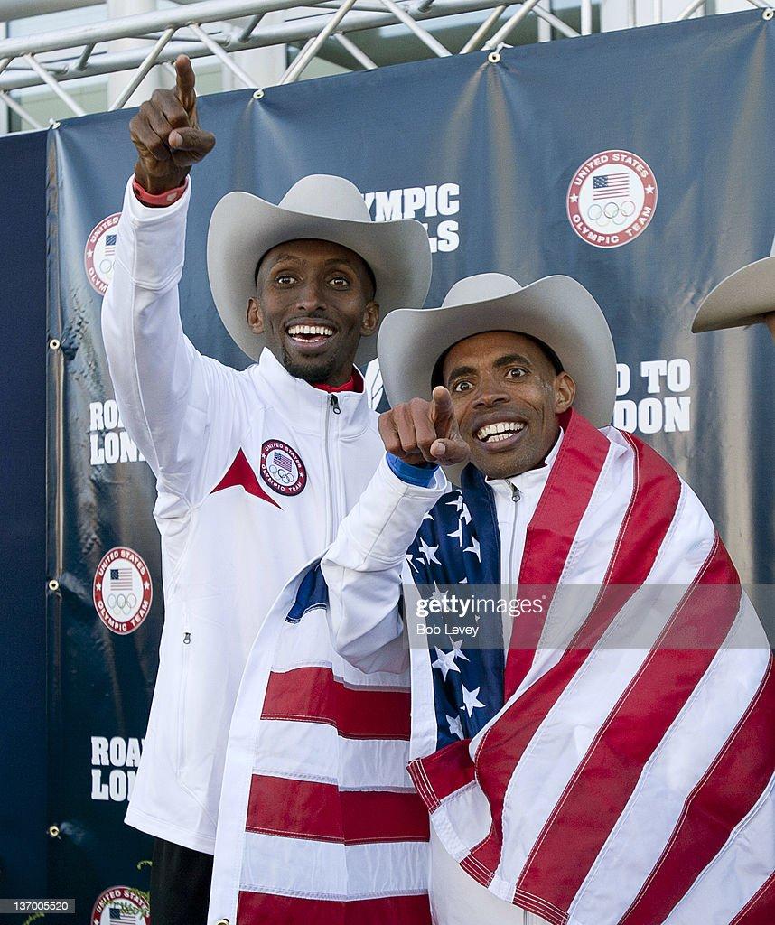 U.S. Marathon Olympic Trials : News Photo