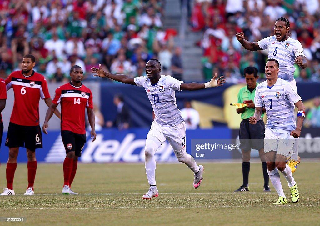 Trinidad & Tobago v Panama: Quarterfinals - 2015 CONCACAF Gold Cup