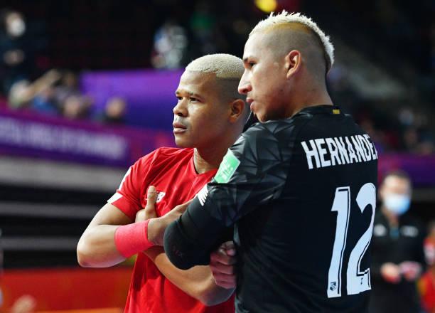 LTU: Panama v Vietnam: Group D - FIFA Futsal World Cup 2021