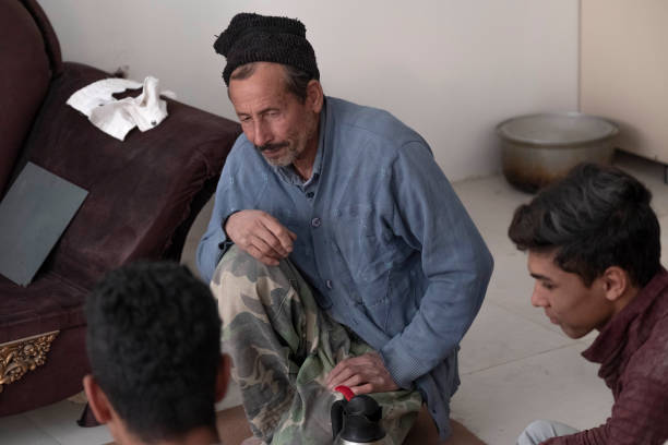 IRN: Life Of An Afghan Refugee In Iran