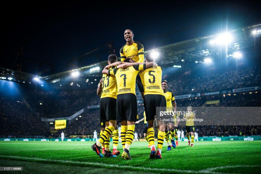 Borussia Dortmund v Bayer 04 Leverkusen - Bundesliga For DFL : News Photo