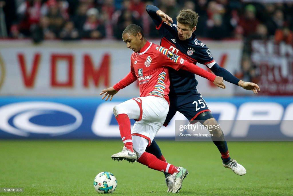 FSV Mainz v Bayern Munchen - German Bundesliga : News Photo