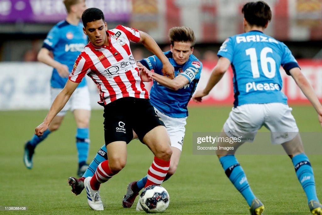 NLD: Sparta Rotterdam v Helmond Sport - Jupiler League