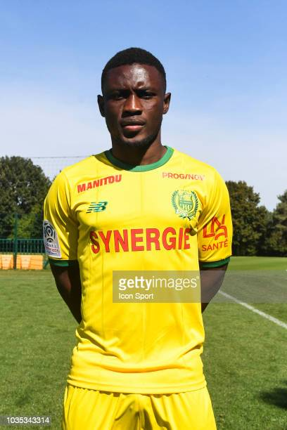nantes photoshooting ligue 1 stock photos and pictures