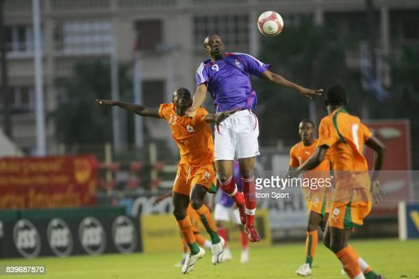 Abdoul Razak BOUKARI France / Cote Ivoire Festival International Espoir de Toulon 2007