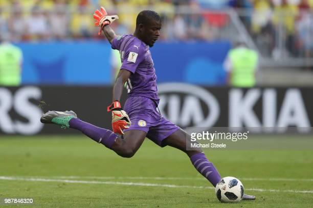 Abdoulaye Diallo of Senegal during the 2018 FIFA World Cup Russia group H match between Senegal and Colombia at Samara Arena on June 28 2018 in...