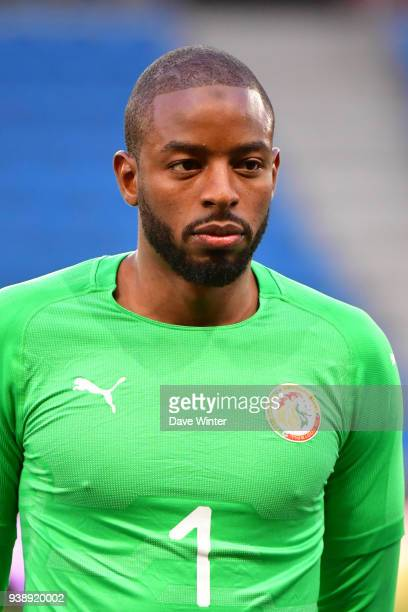 Abdoulaye Diallo of Senegal during the international friendly match match between Senegal and Bosnia Herzegovina on March 27 2018 in Le Havre France