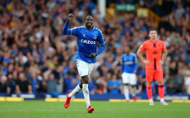 GBR: Everton v Norwich City - Premier League