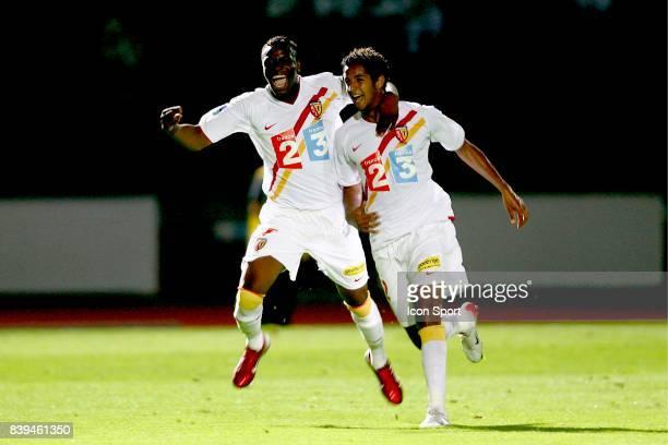 Abdoulrazak BOUKARI / Issam JEMAA Creteil / Lens Coupe de la Ligue