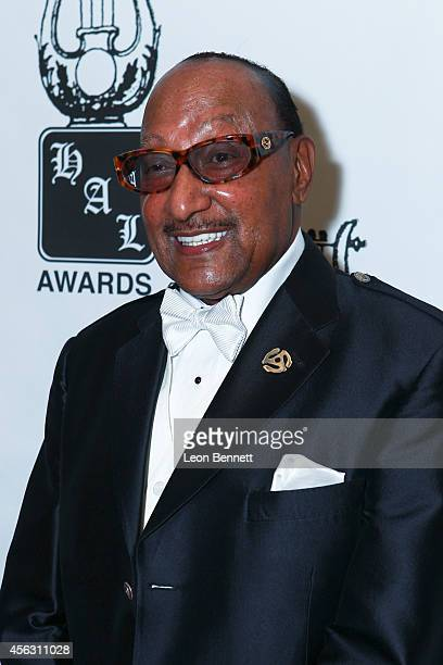 Abdul 'Duke' Fakir attends the 25th Annual Heroes And Legends Awards at Hollywood Roosevelt Hotel on September 28 2014 in Hollywood California