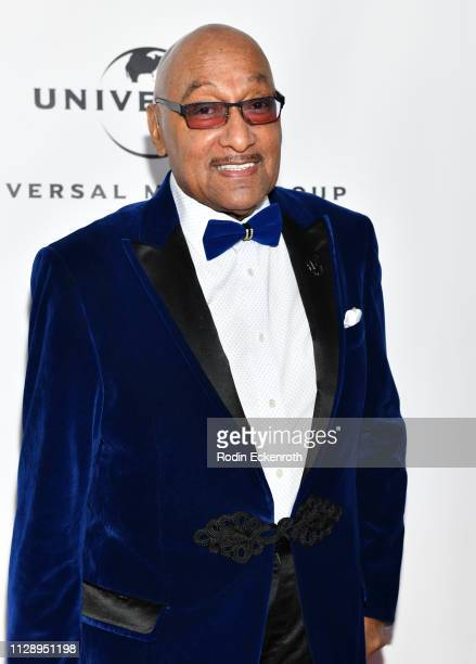 Abdul Duke Fakir attends the Universal Music Group's 2019 After Party To Celebrate The GRAMMYs at ROW DTLA on February 10 2019 in Los Angeles...
