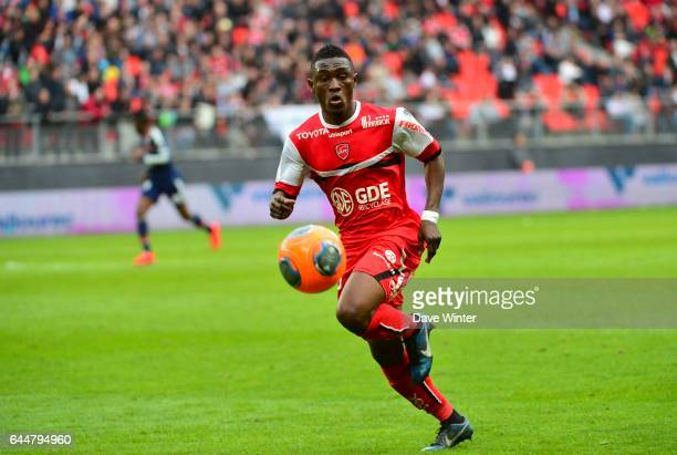 Abdul Majeed WARIS Valenciennes / Lyon 32eme journee de Ligue 1 Photo Dave Winter / Icon Sport