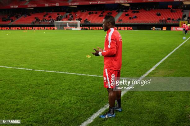 Abdul Majeed WARIS Valenciennes / Ajaccio 30e journee Ligue 1 Photo Dave Winter / Icon Sport