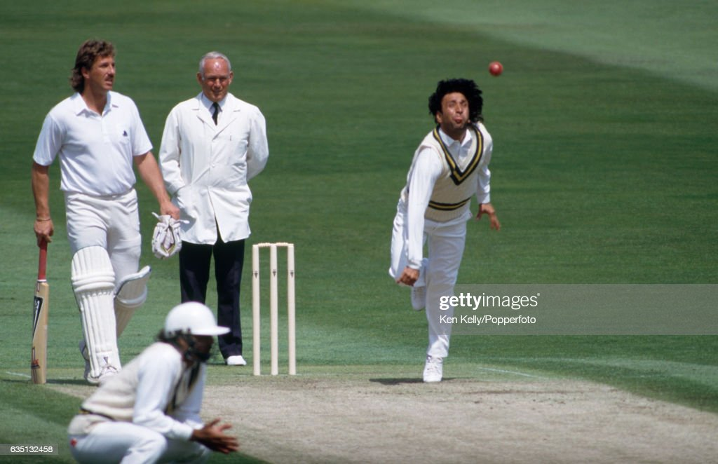 1st Test Match - England v Pakistan : News Photo