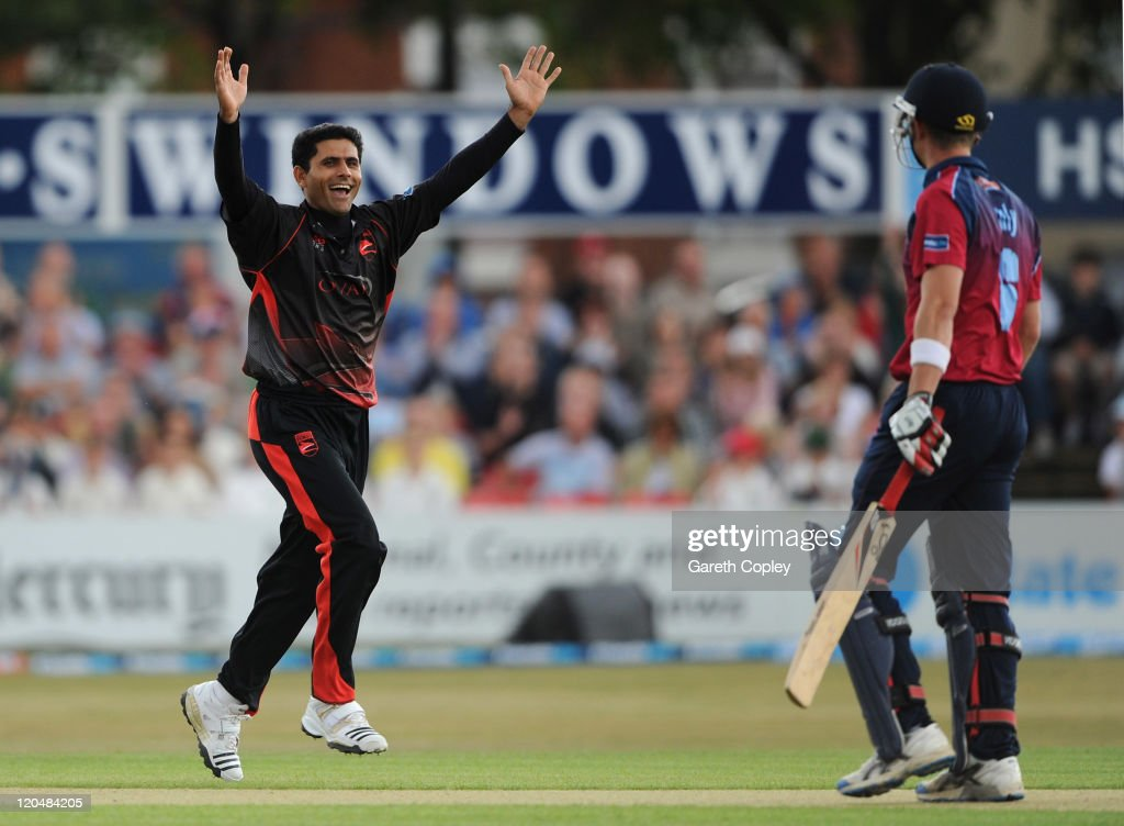 Leicestershire v Kent - Friends Life T20