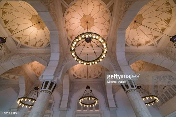 Abdul Wahhab Mosque, Doha, Qatar