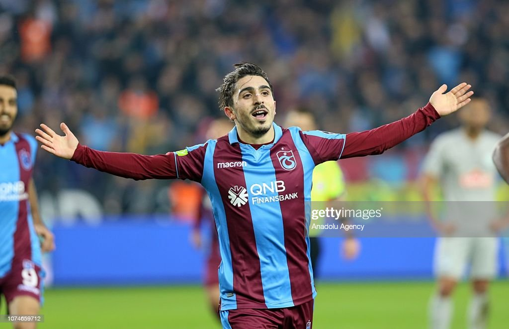 Trabzonspor vs Caykur Rizespor: Turkish Super Lig : News Photo