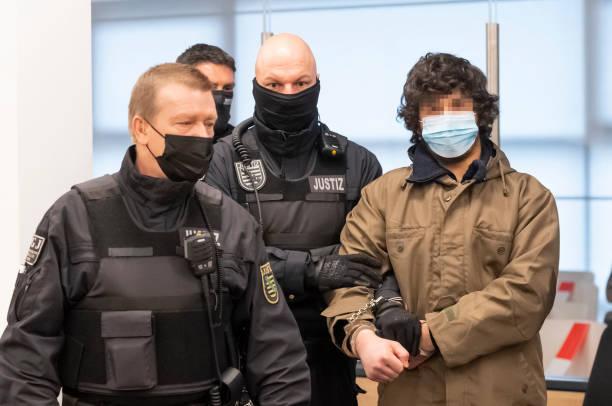 DEU: Abdullah A. Murder Trial Begins In Dresden