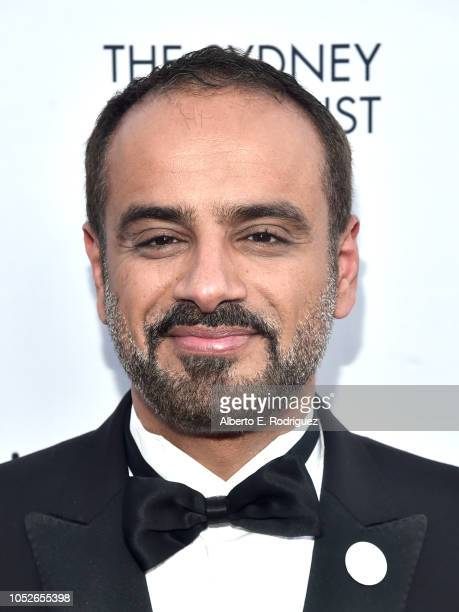 Abdullah Al Aboosi attends the 2018 Children's Hospital Los Angeles 'From Paris With Love' Gala at LA Live on October 20 2018 in Los Angeles...