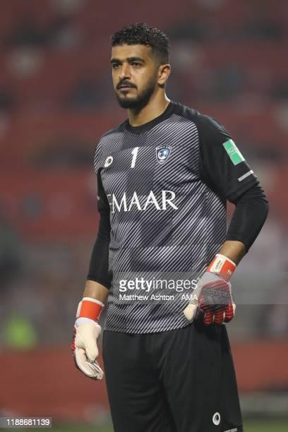 Abdullah Almuaiouf of Al Hilal during the FIFA Club World Cup 2nd round match between Al Hilal and Esperance Sportive de Tunis at Jassim Bin Hamad...