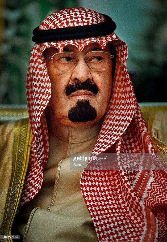 Saudi Royal Family : News Photo