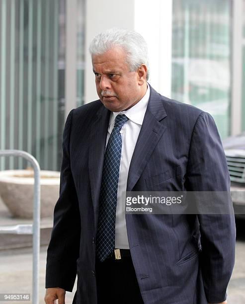 Abdullah bin Hamad alAttiyah Qatar's oil minister arrives for an Organization of Petroleum Exporting Countries meeting in Vienna Austria on Sunday...