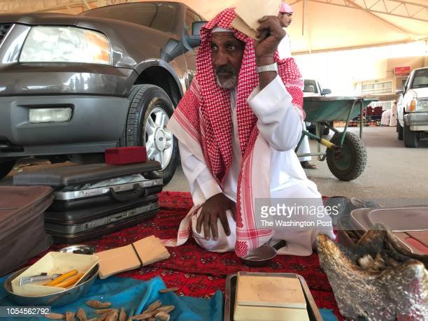 Abdullah who declined to give his last name a vendor who sells Agarwood The Crown Prince is making everything better I am in favor of everything he...