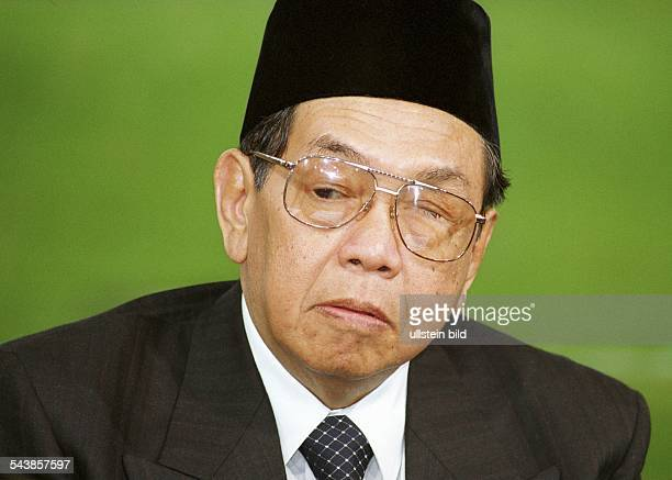 Abdurrahman Wahid der Präsident der Republik Indonesien