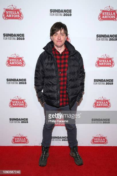 Abe Forsythe attends the 'Little Monsters' celebration at Stella's Film Lounge during the 2019 Sundance Film Festival at Stella's Film Lounge on...