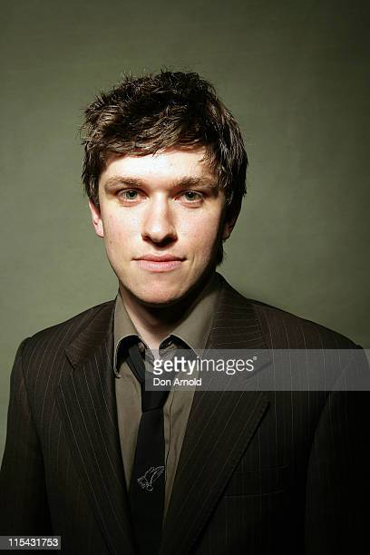 Abe Forsythe during 2007 Movie Extra FilmInk Awards Portraits at State Theatre in Sydney NSW Australia
